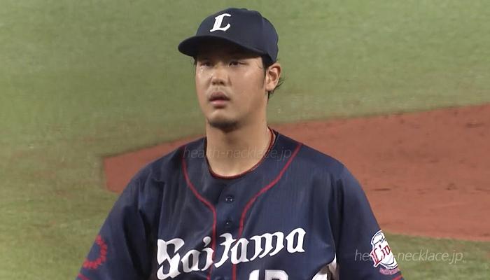 西武 高橋光成 ファイテン EXTREME クリスタルタッチ