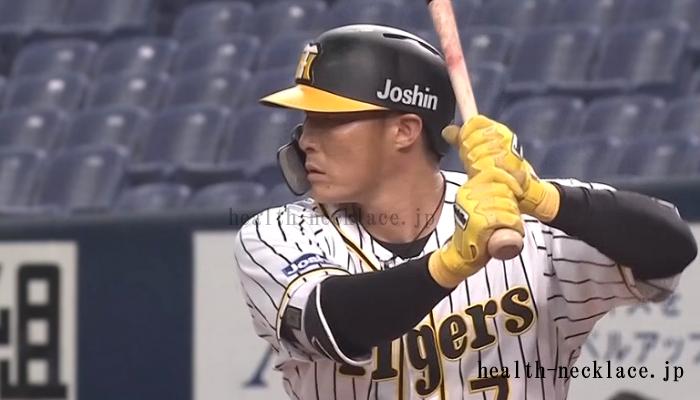 阪神タイガース 糸井嘉男 ファイテンスポーツネックレス