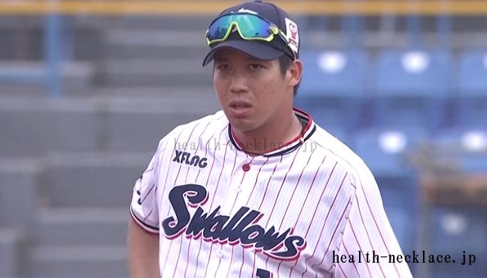 山田哲人 ファイテン ミラーボール