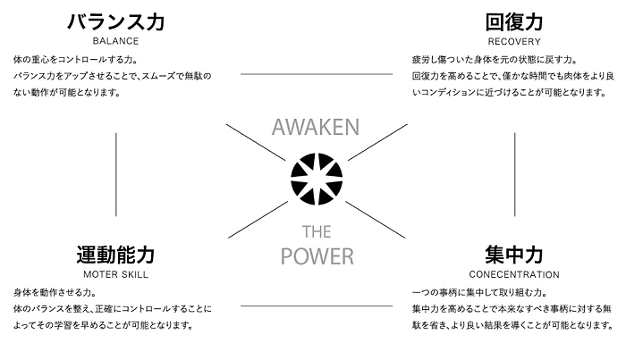 バンデルの特徴や効果(AWAKEN THE POWER)