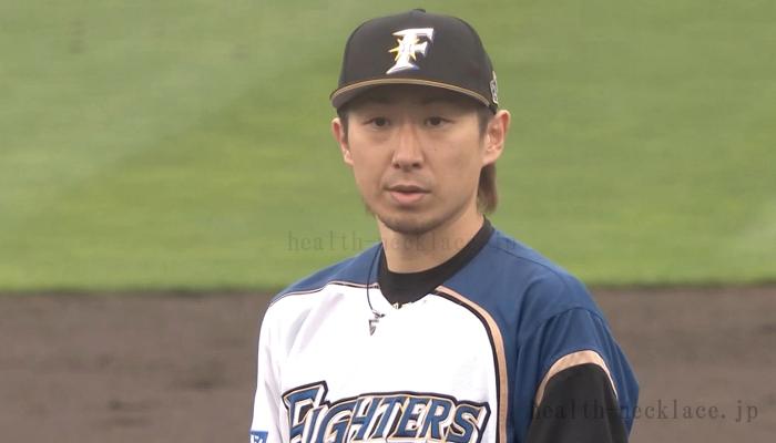 日本ハム 金子 スポーツネックレス ファイテンエクストリームベーシック