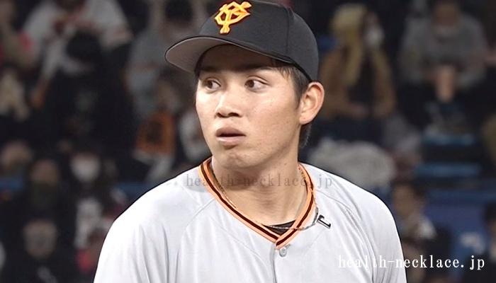 読売ジャイアンツ 髙橋優貴 コラントッテ COA ネックレス LECT