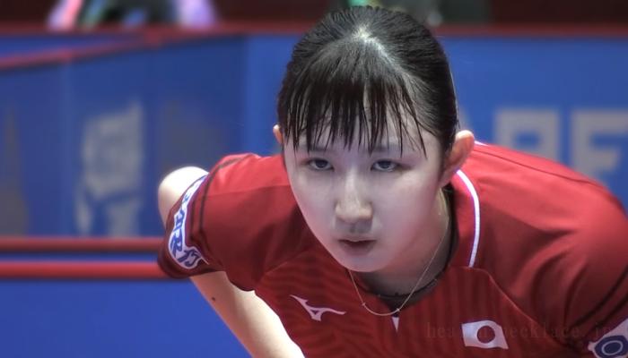 卓球早田ひな スポーツネックレス ファイテン