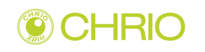 スポーツメーカーCHRIO(クリオ)ロゴ