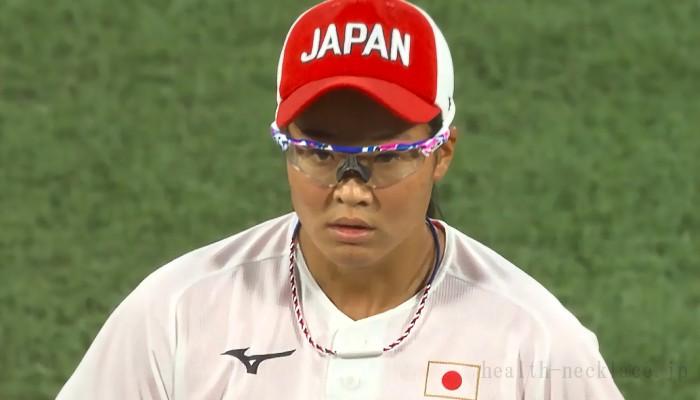 ソフトボール日本代表 後藤希友(ごとう みう)AXF