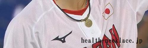 女子ソフトボール日本代表-渥美万奈-846ネックレス-SHAMBHALA-Necklace