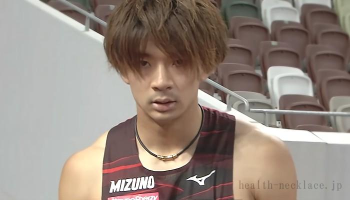 男子110メートルハードル 金井大旺 コラントッテRAFFIプレミアムゴールド